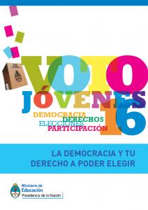 voto16 estudiantes