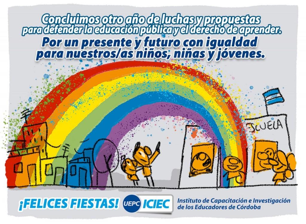 Felices Fiestas 2018 - Iciec Uepc